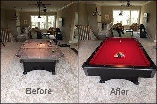 Pool Table Installations In Tucson Professional Pool Table Assembly - Abia pool table movers