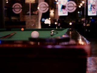 Pool table sizes in Tucson