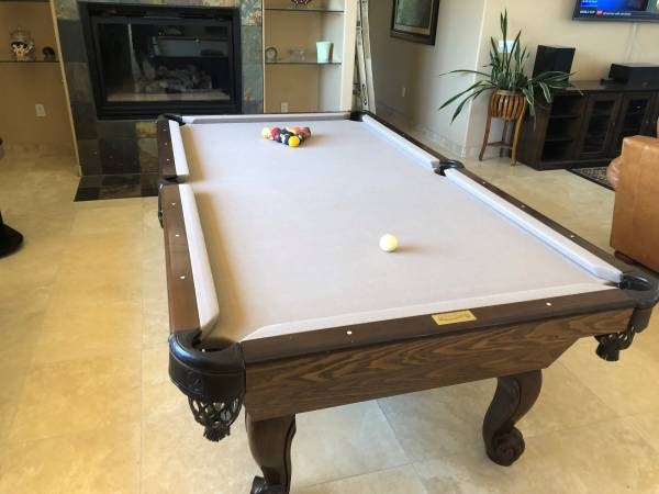 Pool Tables For Sale Sell A Pool In Tucson Arizona Oro Valley - Polo pool table movers