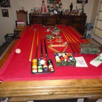 Regulation Pool Table