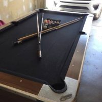 Dynamo Pool Table For Sale