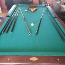 Scottsdale Connelly 8' Pool Table