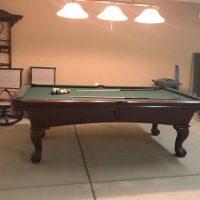 American Herritage Venice Pool Table