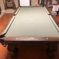 Connelly Pool Table Baltimore Style