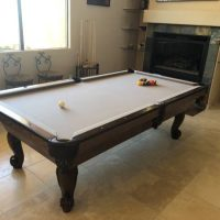 Connelly Billiard Table