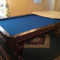 Spencer Marston 8 ft Pool Table