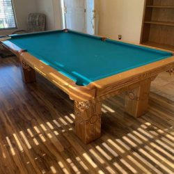 Pool Table Beautiful Connelly