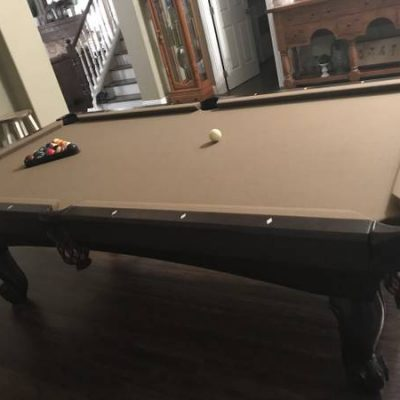 8' Connelly Pool Table(SOLD)