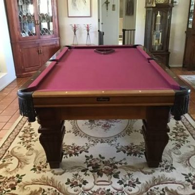 Murray pool table