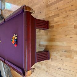 Connelly Pool Table 8ft MUST SELL
