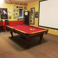 Beautiful C.L Bailey Pool Table
