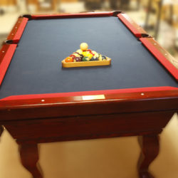 7' Connelly Pool Table (Durango)