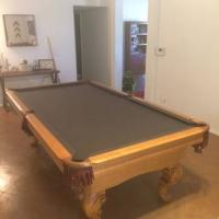 8ft Artisan Designs Newport Pool Table